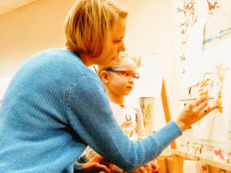 Я Анна Чепель — художник и педагог.
