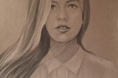Портрет Марии Цитенко, полуфиналистки Мисс Babyliss 2016